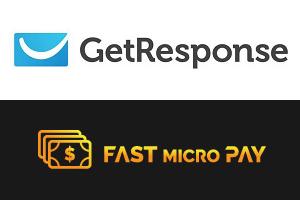 Fast Micro Pay integracja GetResponse
